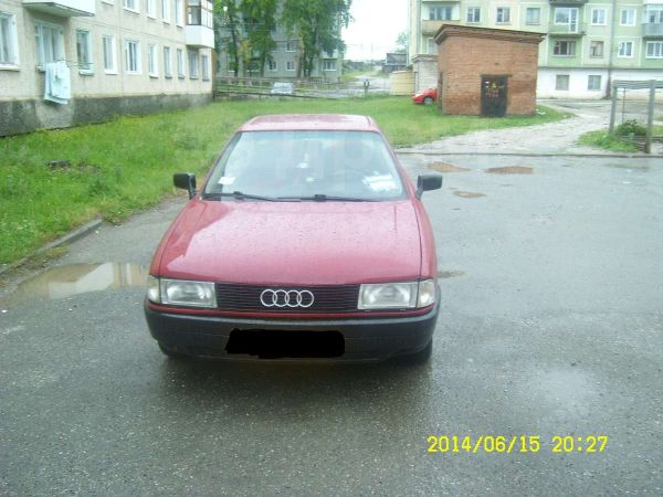 Audi 80, 1988 год, 90 000 руб.
