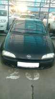 Opel Tigra, 1996 год, 150 000 руб.