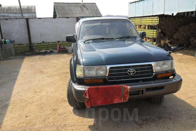Toyota Land Cruiser, 1997 год, 380 000 руб.
