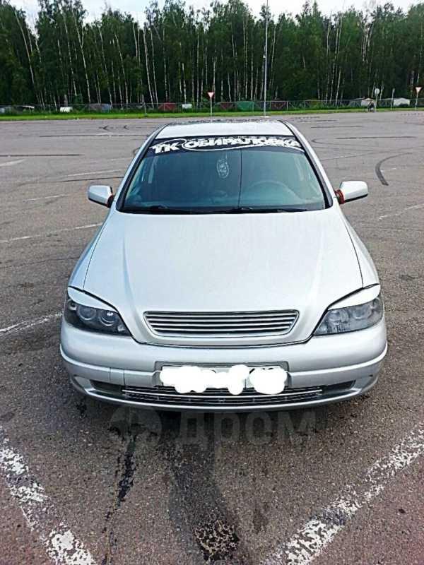 Opel Astra, 2001 год, 205 000 руб.