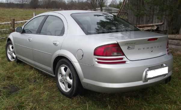 Dodge Stratus, 2005 год, 270 000 руб.