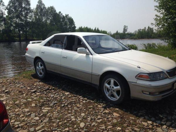 Toyota Mark II, 1999 год, 220 000 руб.