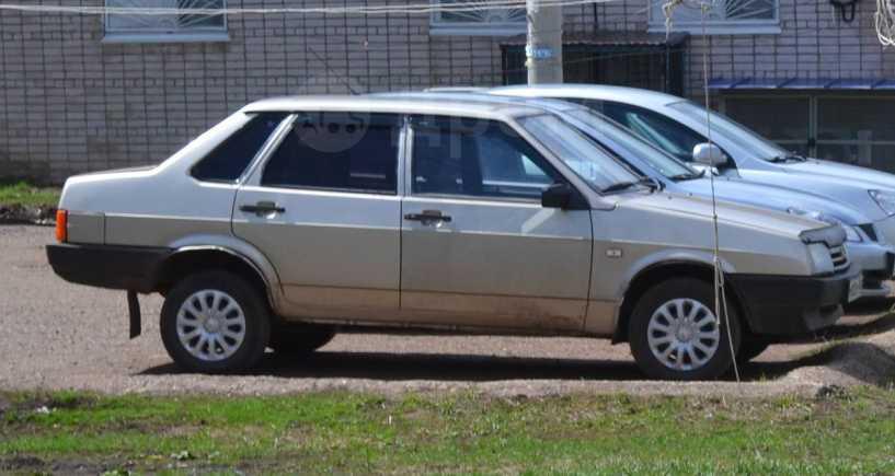 Лада 21099, 1998 год, 59 000 руб.