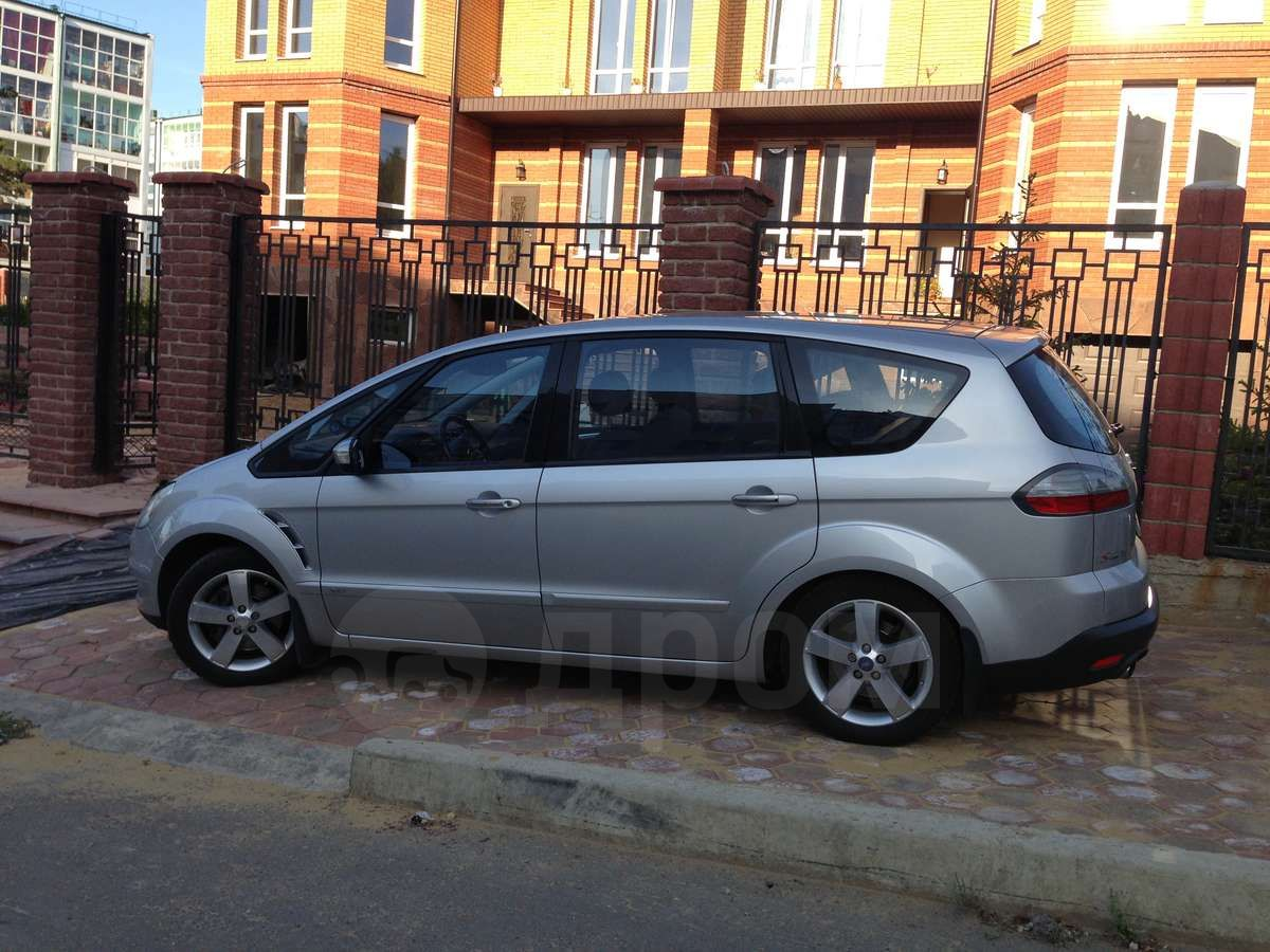 Ford s max 2007 570 000