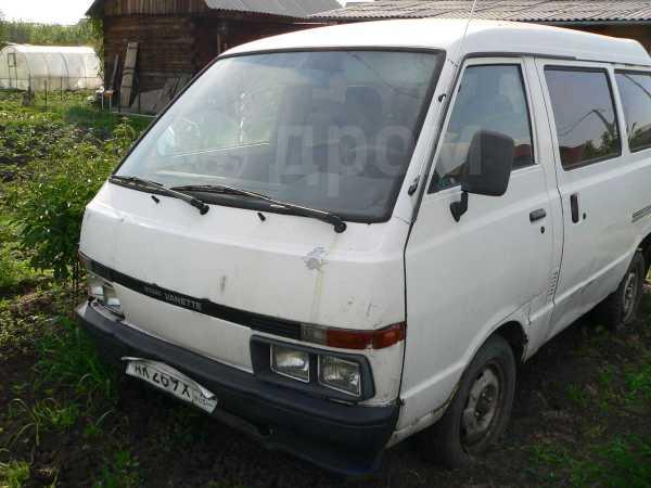 Nissan Vanette, 1992 год, 60 000 руб.