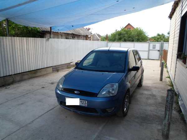 Ford Fiesta, 2003 год, 185 000 руб.