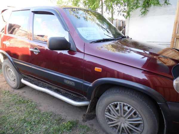 Chevrolet Niva, 2006 год, 320 000 руб.