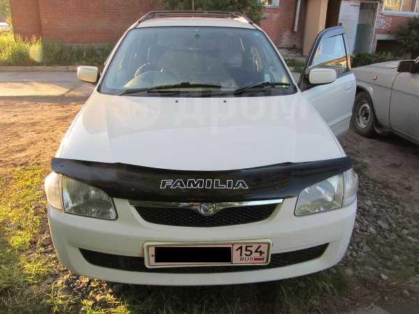 Mazda Familia S-Wagon, 1999 год, 182 000 руб.