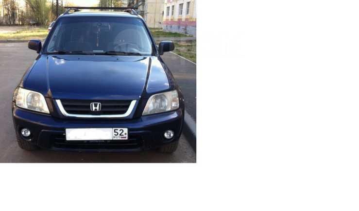 Honda CR-V, 1999 год, 250 000 руб.