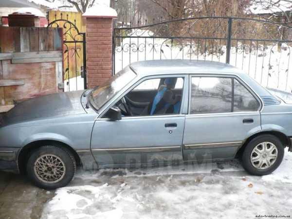Opel Ascona, 1989 год, 58 000 руб.