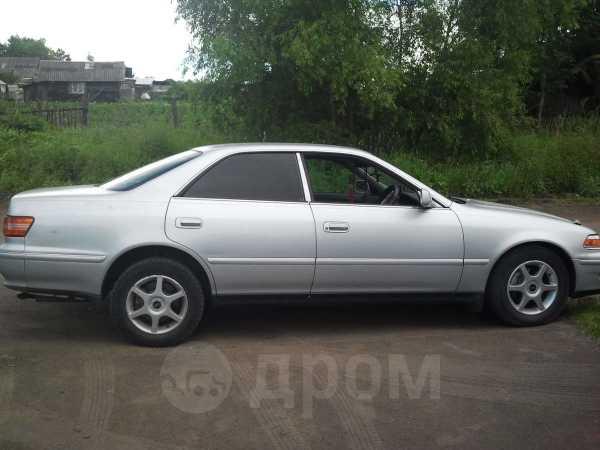 Toyota Mark II, 1997 год, 165 000 руб.