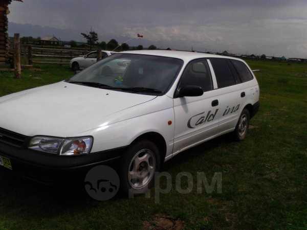 Toyota Caldina, 1999 год, 149 000 руб.