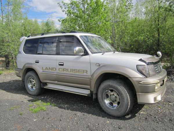 Toyota Land Cruiser Prado, 2000 год, 740 000 руб.