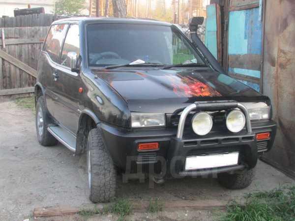 Nissan Mistral, 1996 год, 320 000 руб.