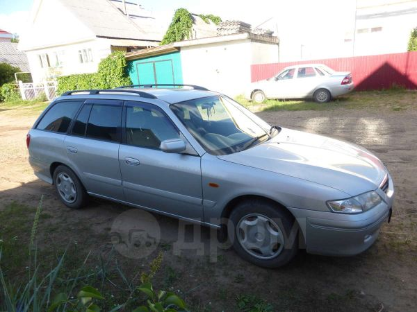 Mazda Capella, 2002 год, 145 000 руб.
