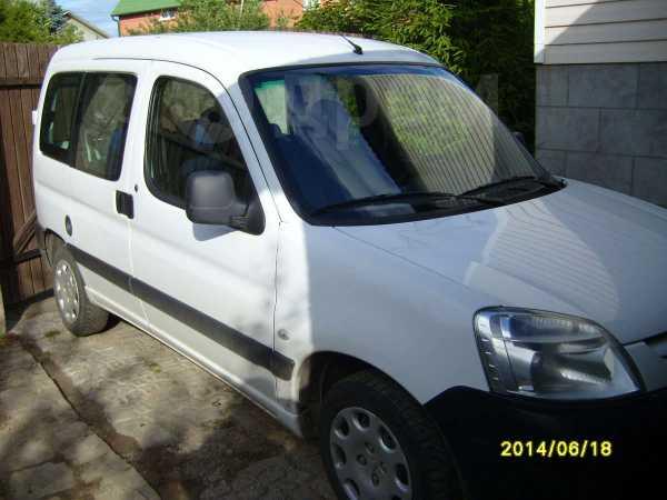 Peugeot Partner, 2008 год, 290 000 руб.