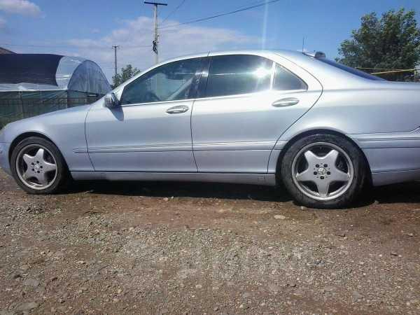 Mercedes-Benz S-Class, 1999 год, 674 981 руб.