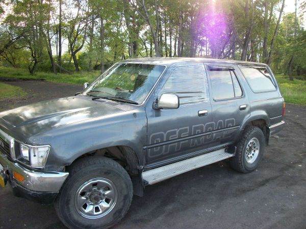 Toyota Hilux Surf, 1991 год, 240 000 руб.