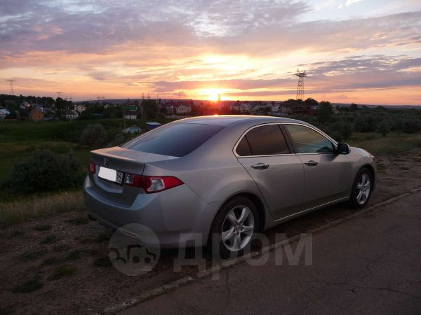 Honda Accord, 2008 год, 999 900 руб.