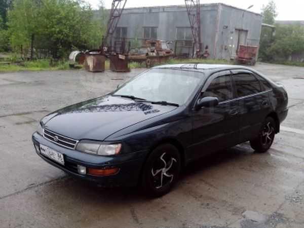 Toyota Corona SF, 1993 год, 175 000 руб.