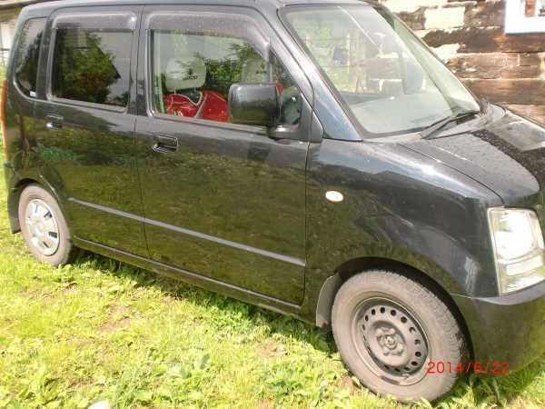 Suzuki Wagon R, 2005 год, 220 000 руб.