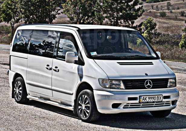 Mercedes-Benz Vito, 2002 год, $12000
