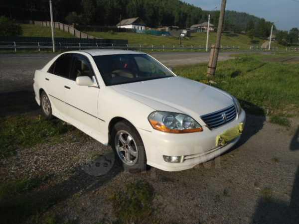 Toyota Mark II, 2003 год, 350 000 руб.