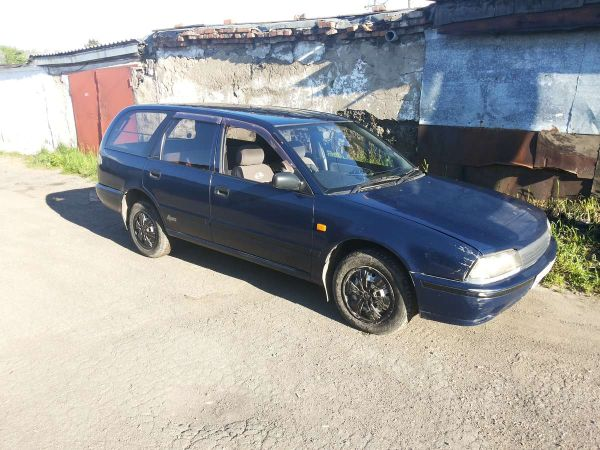 Nissan Avenir, 1992 год, 120 000 руб.