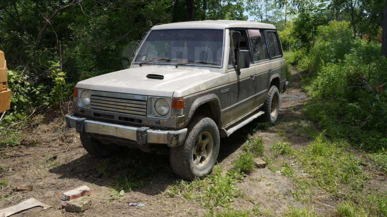 Mitsubishi Pajero, 1990 год, 50 000 руб.