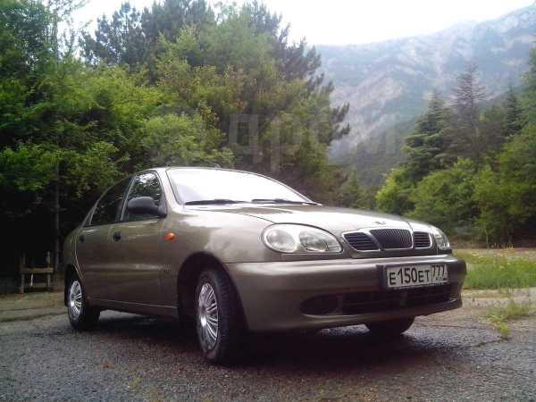 Daewoo Sens, 2004 год, $4100