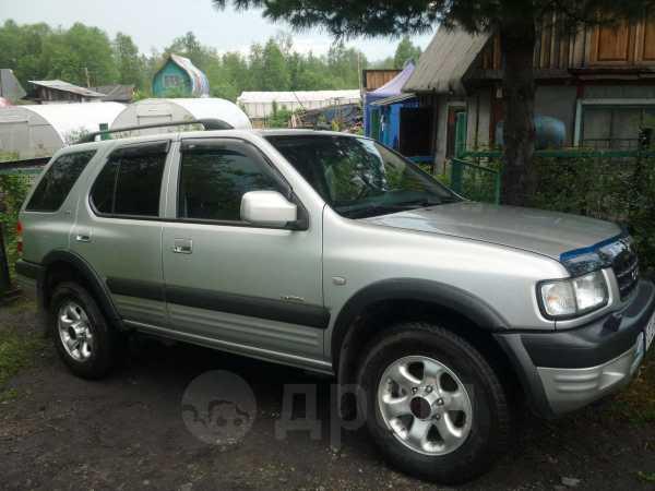 Opel Frontera, 2001 год, 455 000 руб.