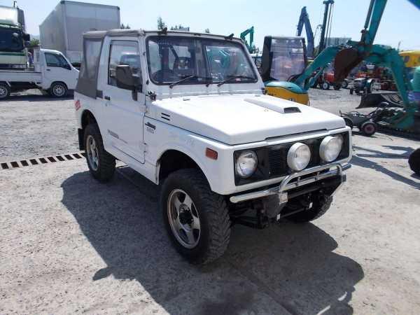 Suzuki Jimny, 1990 год, 293 470 руб.