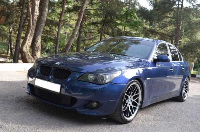 BMW 5-Series, 2004 год, $19200