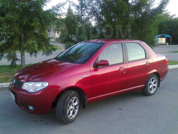 Fiat Albea, 2007 год, 210 000 руб.