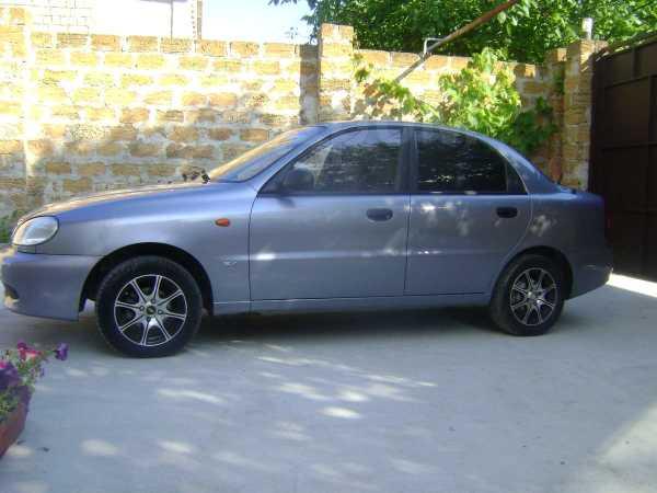 Chevrolet Lanos, 2006 год, $6100