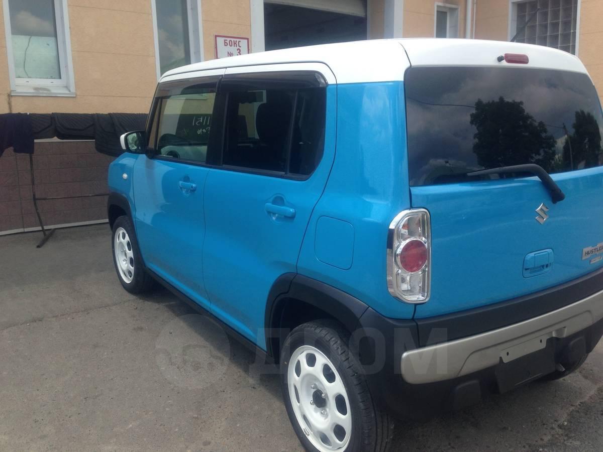 Suzuki hustler 2014 440 000