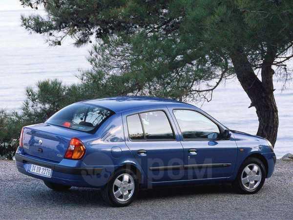 Renault Clio, 2004 год, 207 000 руб.