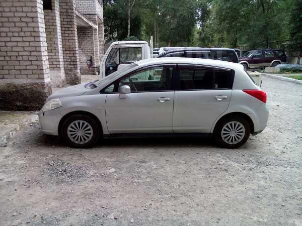Nissan Tiida, 2006 год, 275 000 руб.