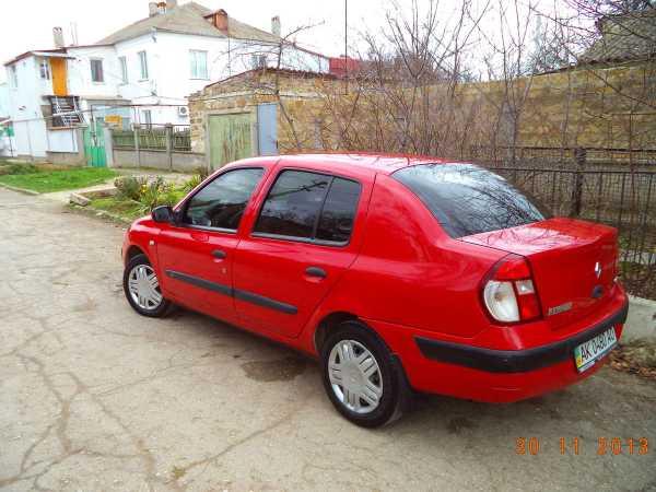 Renault Clio, 2005 год, 352 164 руб.