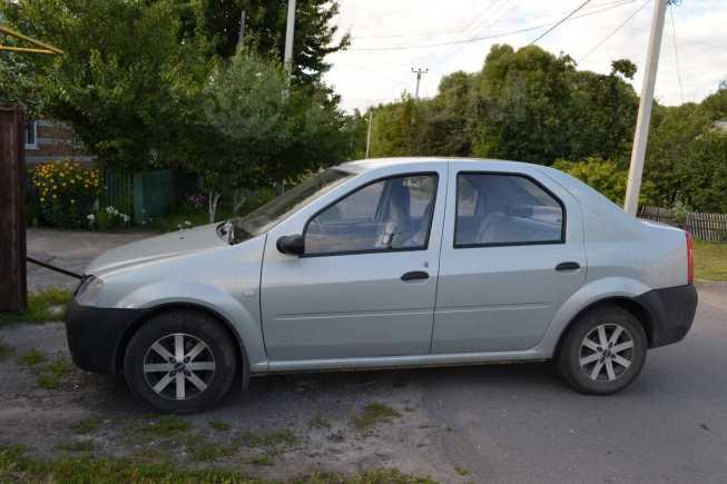 Renault Logan, 2005 год, 250 000 руб.