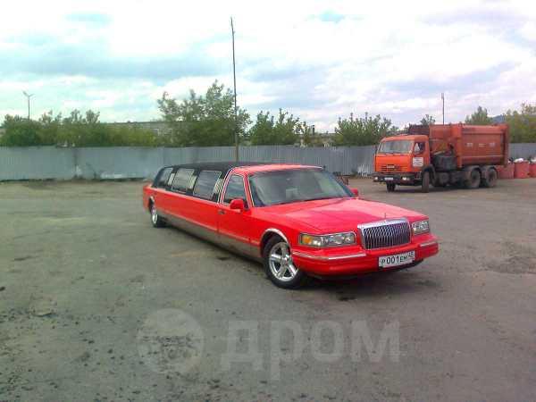 Lincoln Town Car, 1997 год, 380 000 руб.