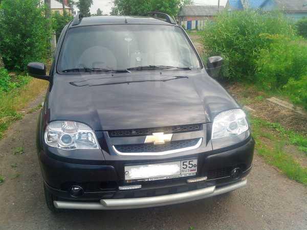 Chevrolet Niva, 2013 год, 480 000 руб.