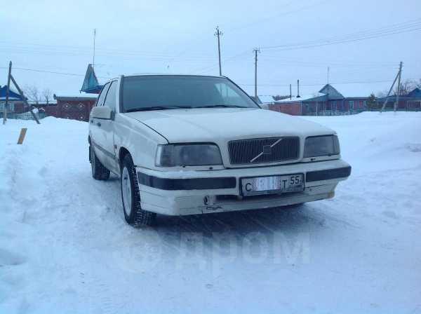 Volvo 850, 1995 год, 105 000 руб.