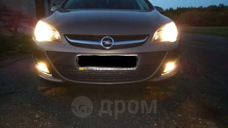 Opel Astra, 2012 год, 680 000 руб.