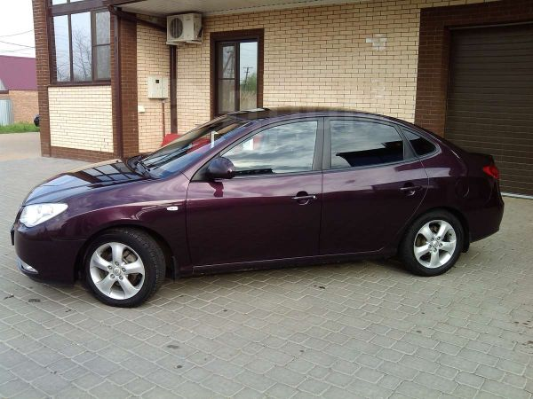 Hyundai Elantra, 2007 год, 399 000 руб.