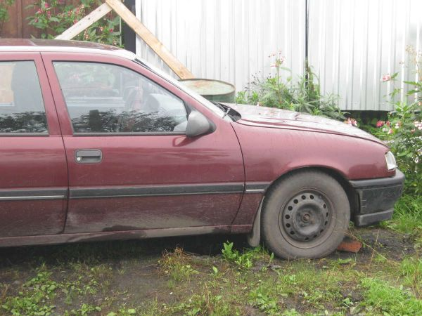 Opel Vectra, 1991 год, 28 000 руб.