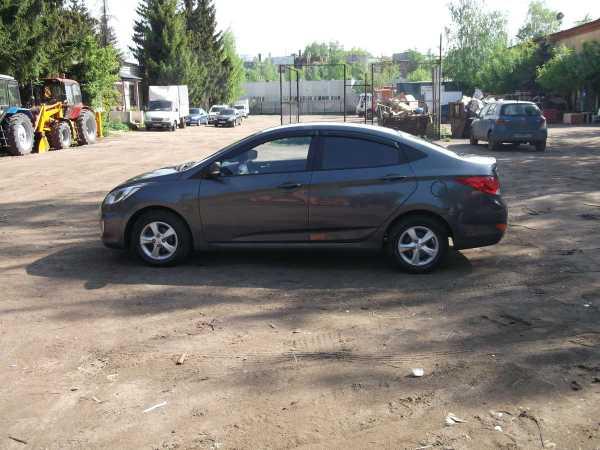 Hyundai Solaris, 2012 год, 570 000 руб.