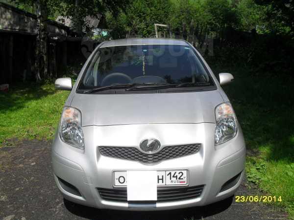 Toyota Vitz, 2009 год, 333 000 руб.