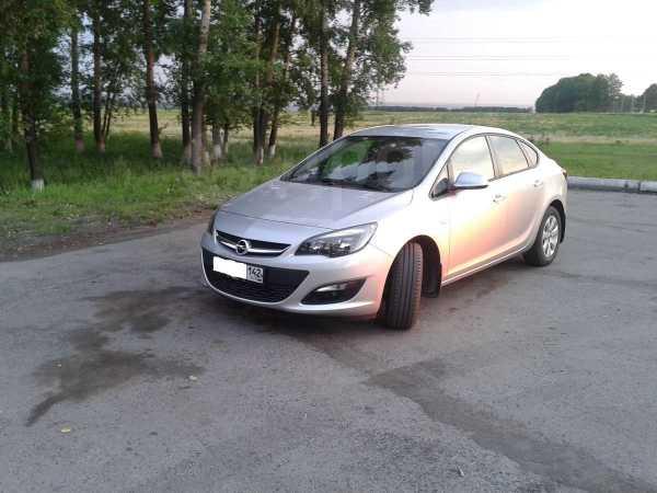 Opel Astra, 2014 год, 810 000 руб.
