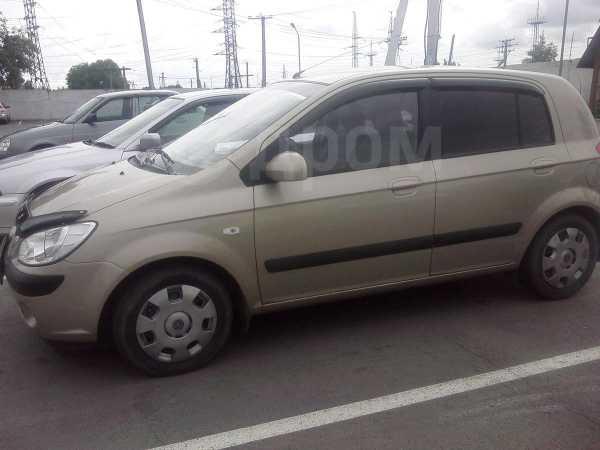Hyundai Getz, 2007 год, 365 000 руб.